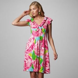Lilly Pulitzer First Impressions Clare dress❤️❤️❤️